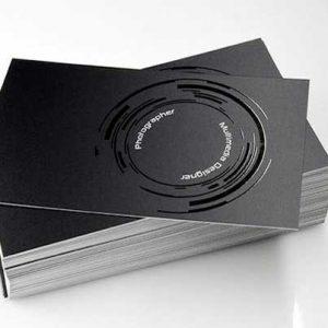 Business Card Printing Swansea