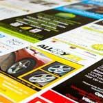 Flyer Printing Swansea & Cardiff