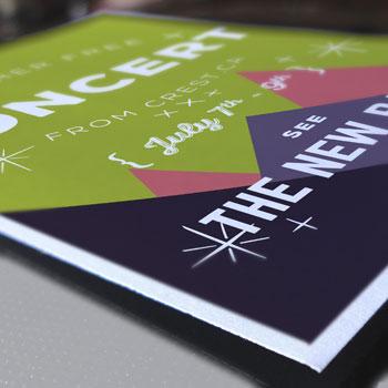 Poster Printing Swansea